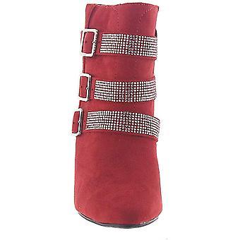 Beacon Avenue Women's Boot 9.5 B(M) US Red