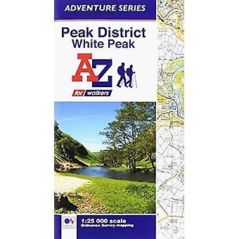 Peak District White Peak Adventure Atlas