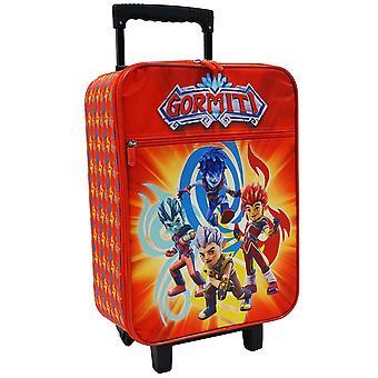 Vagn resväska mjuk gormiti legenden