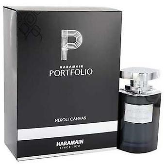 Portfolio Neroli Canvas By Al Haramain Eau De Parfum Spray 2.5 Oz (men) V728-541576