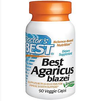 Beste Agaricus blazei (90 Veggie Caps)-Doctor ' s beste
