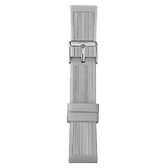 Watch I Am The Watch IAM-303 - Light Grey Steel Loop Bracelet / Large 20 mm