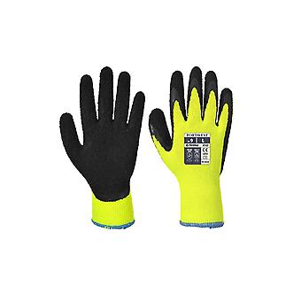 Portwest thermal soft grip glove a143