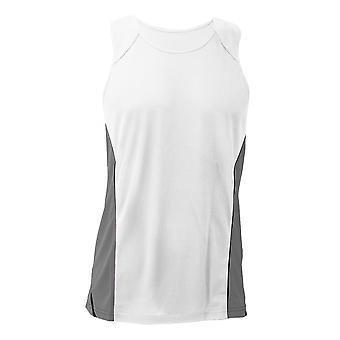 Gamegear® Mens Cooltex® Sports Sleevless Vest Top / Mens Sportswear