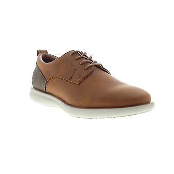 G.H. Bass Duncan Tumble  Mens Brown Casual Lace Up Oxfords Shoes