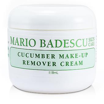 Komkommer make-up remover crème voor droge / gevoelige huidtypes 177139 118ml/4oz