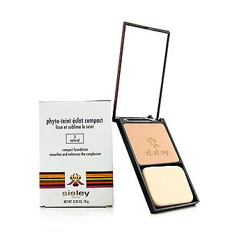 Phyto teint eclat compact foundation # 3 natural 109110 10g/0.35oz