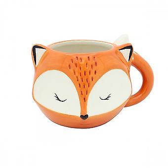 Streamline NYC Fox Mug
