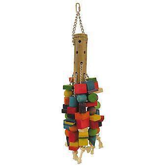 Tyrol bambus leketøy (fugler, leker)