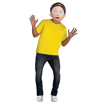 Morty Adult Costume Rick and Morty