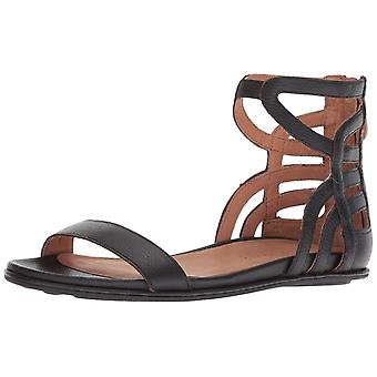 Gentle Souls Womens Larisa Open Toe Casual Ankle Strap Sandals