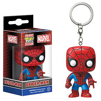 Spider-man Pocket pop! Sleutelhanger