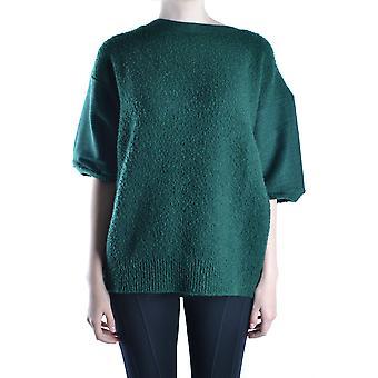 I-knit Ezbc412001 Women's Green Wool Sweater