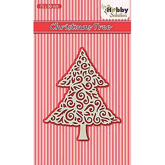 Nellie's Choice Hobby Solutions Lace stirbt Weihnachtsbaum