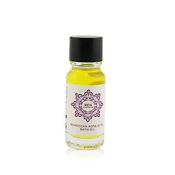 Ren Moroccan Rose Otto Bath Oil 10ml/ 0.34oz