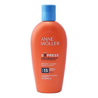 Bronzer Express Anne M Ller SPF 15 (200 ml)