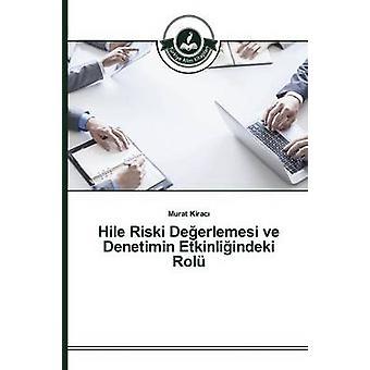 Hile Riski Deerlemesi ve Denetimin Etkinliindeki Rol by Kirac Murat