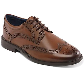 Padders Berkeley Mens Wing Tip Brogues