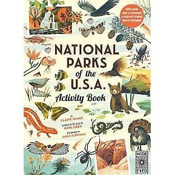 National Parks of the USA - Activity Book by Claire Grace - 9780711253