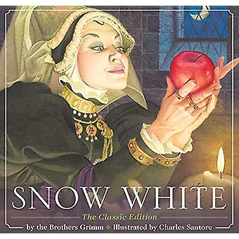 Snow White by Charles Santore - 9781604338539 Book