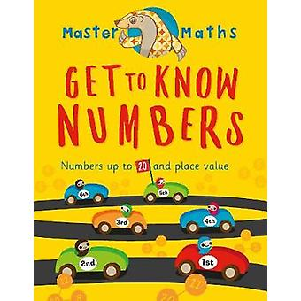 Master Maths Book 1 - Get to Know Numbers - Numbers up to 100 and place