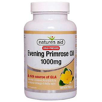 Nature's Aid Evening Primrose Oil 1000mg (Cold Pressed) Softgels 90 (13720)