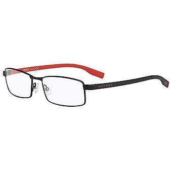 雨果博斯博斯0609/N BLX黑色红眼镜
