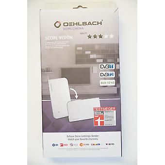 Oehlbach Zimmerantenne DVB-T2 Scope Vision