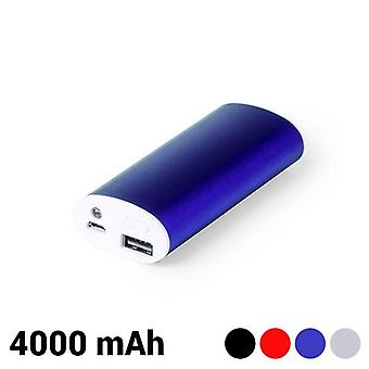 2 Pack, Power Bank 4000mAh Rood