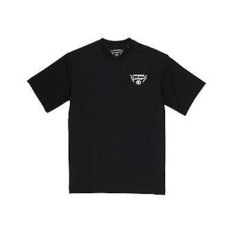 Element Bolt Lock Short Sleeve T-shirt en noir flint