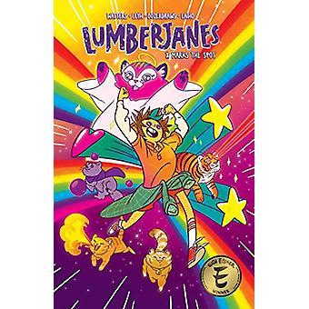Lumberjanes Vol. 14 by Kat Leyh - 9781684155507 Book