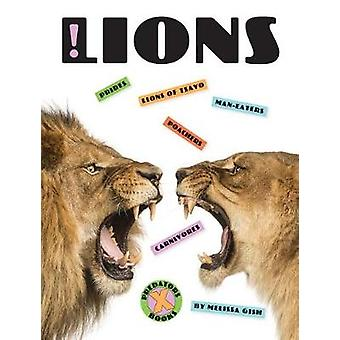 X-Books - Lions by Melissa Gish - 9781628324228 Book