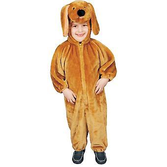 Plush Puppy Infant Costume