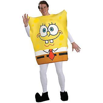 Men Costume Spongebob
