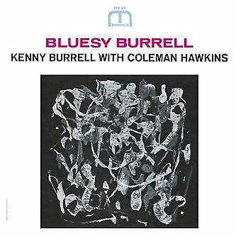 Kenny Burrell - Bluesy Burrell [CD] USA import