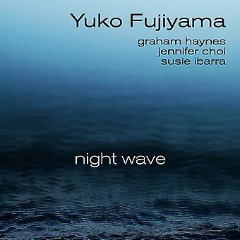 Yuko Fujiyama - Night Wave [CD] USA import