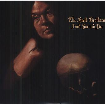 Avett Brothers - I & Love & You [Vinyl] USA import