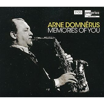 Arne Domnerus - Memories of You [CD] USA import