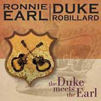 Earl/Robillard - Duke Meets the Earl [CD] USA import