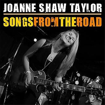 Joanne Shaw Taylor - Songs From the Road (CD/DVD) [CD] USA import