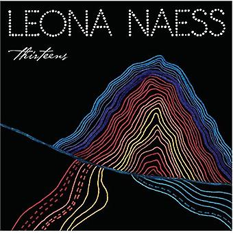 Leona Naess - Thirteens [CD] USA import