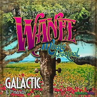 Galactic - Live From Wanee 2013 [CD] USA import