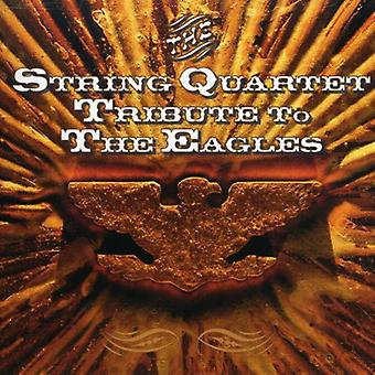 Tribute to Eagles - The String Quartet Tribute to the Eagles [CD] USA import