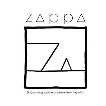Frank Zappa - Ship Arriving Too Late to Save a Drowning Witch [CD] USA import