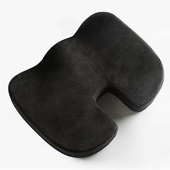 Wygodny żel gąbka Poduszka Pamięć Pianka Seat - Anty Hemoroidy, W kształcie litery U