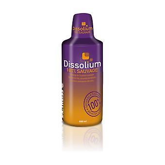 100% wild dissolium 600 ml