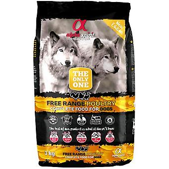 Alpha Spirit The Only One Aves de corral (Dogs , Dog Food , Dry Food)