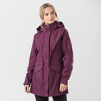 Brasher Women's Grisedale Essential Jacket Purple
