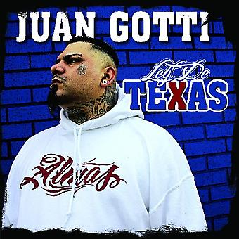 Juan Gotti - Ley De Texas [CD] USA import