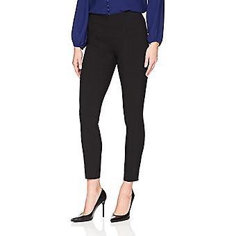 Brand - Lark & Ro Women's Slim Ankle Stretch Legging Pant: Comfort Fit...